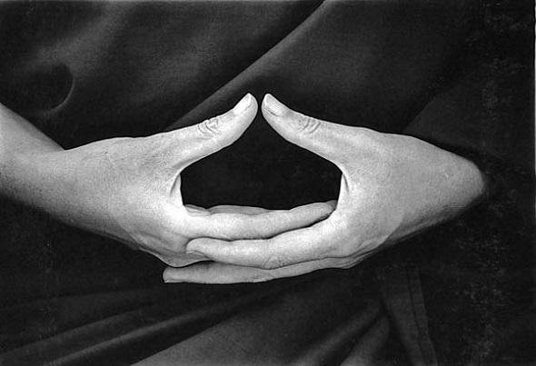meditation vintage