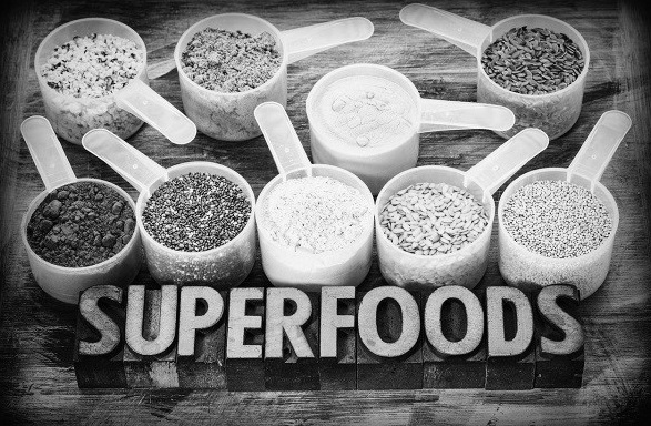 superfoods bw