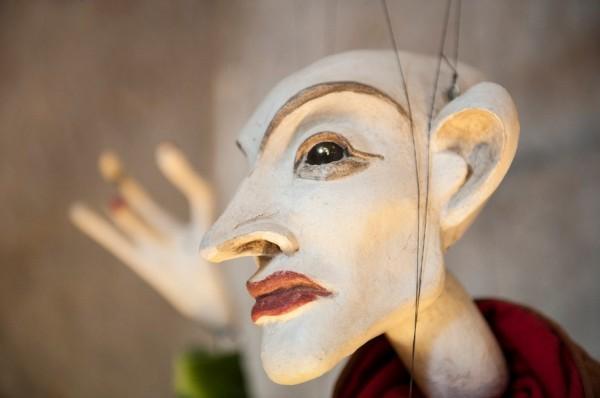 emotional puppett